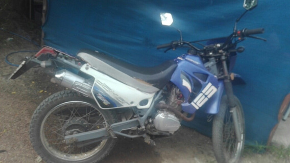 Yumbo Dakar 125
