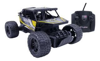 Auto A Bateria Control Remoto Jeep Todorreno Arenero. - El R