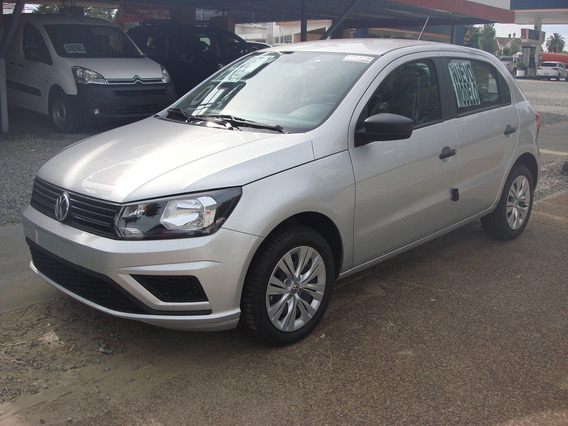 Volkswagen Gol Hatch Y Sedan Entrega Inmediata Nuevo Modelo