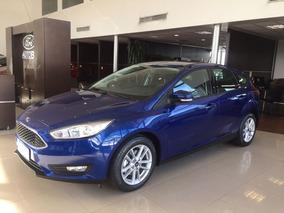 Ford Focus S 5p Mínimo Anticipo Y Ctas. Fijas A Tasa Pref.