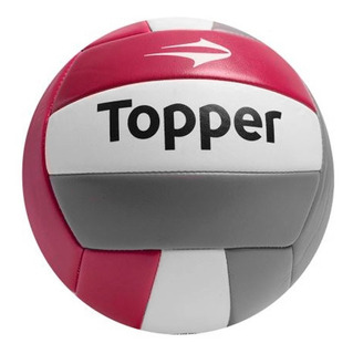 Pelota Topper Para Volleyball Cosida Salón Volley Mvd Sport