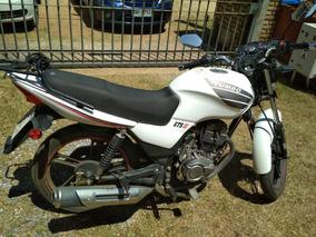 Yumbo Gts 125ii Blanca