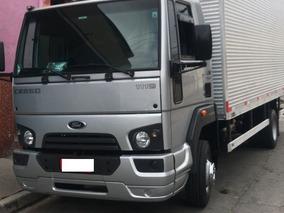 Oferta Caminhão 3/4 Ford Cargo 1119 Baú Novo