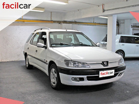 Peugeot 306 Xr Break 1999 Nafta Excelente Estado!!