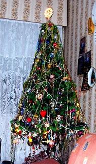 Oferta Arbol De Navidad Pvc 1,5metros Completo Adornos