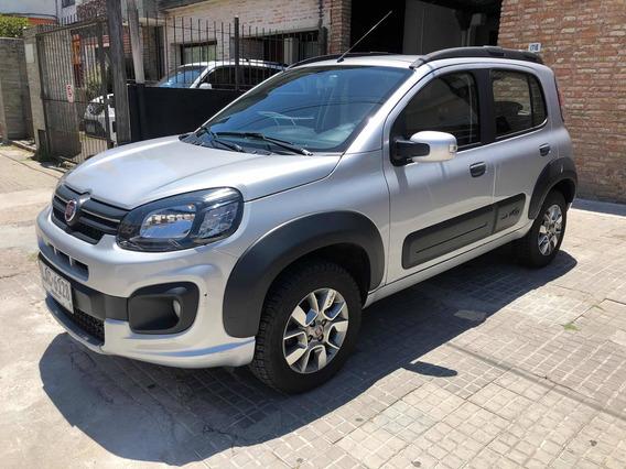 Fiat Uno 1.4 Way Lx 2018