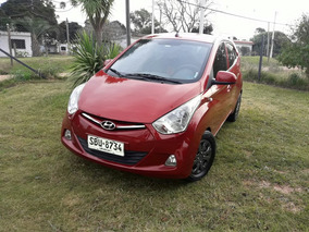 Hyundai Eon 0.8 Gls Full 2014 Impecable