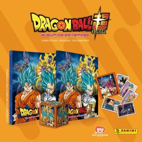 Figuritas Sueltas Dragon Ball Super Panini A $8 Cada Una