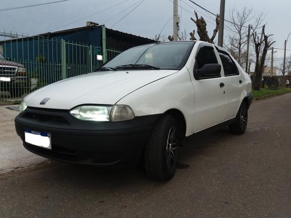 Fiat Siena 1.7 Diesel 1998 No Fue Taxi