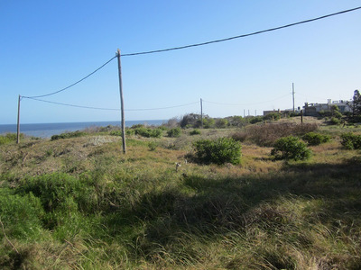 Terreno Frente A Playa Sierras Del Mar Ref. Y 174