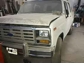 Ford F-100 Doble Cabina