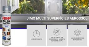 Jimo Multi Superficies 400 Cc