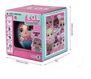 Muñecas Lol Surprise Nuevas En Caja Unicornio Serie Glitter