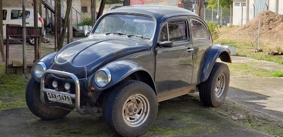Volkswagen Fusca Baja California
