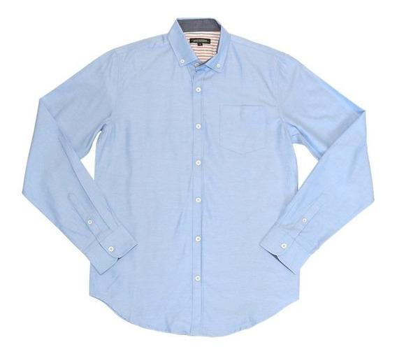 Camisa Oxford 6607018/23 Jean Vernier