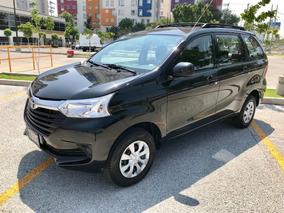 Toyota Avanza Le 2016 Airbag Abs Factura Original De Agencia