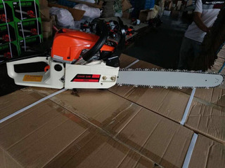 Motosierra A Gasolina 52cc Garantía Super Oferta!!!
