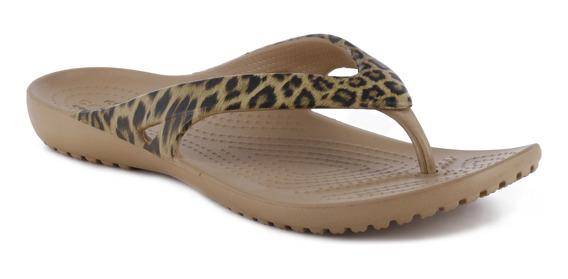 Sandalia Crocs Ojota Kadee Ii Flip 069.025590257