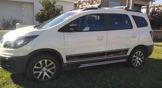 Chevrolet Spin Activ 1.8 2016