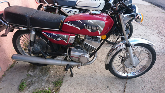 Yamaha Rx 100 Inmaculada!!! De Fabrica!!!