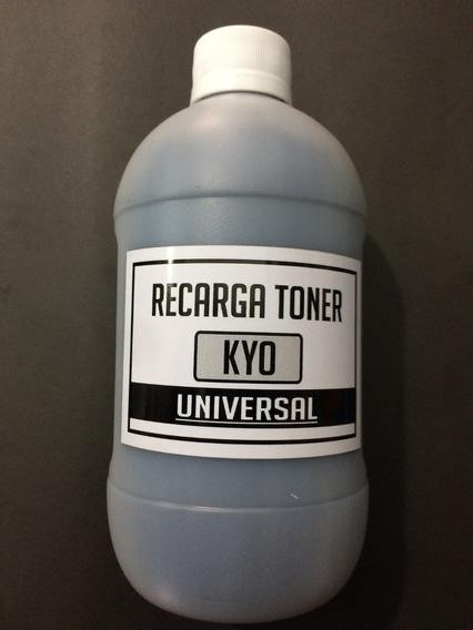 Recarga Polvo Toner Kyocera Universal, Todos Los Modelos