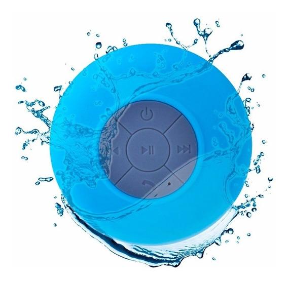 Parlante Bluetooth Resistente Al Agua Para Celular Colores