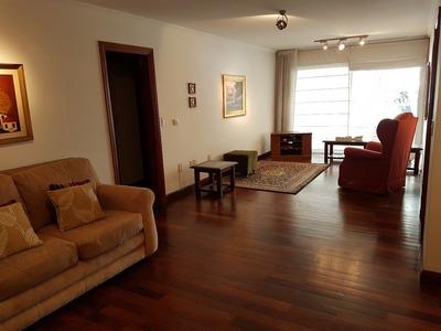 Apartamento 2 Dormitorios 2 Baños Garage Punta Carretas