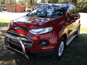 Ecosport 2017 Se Extra Full De Origen, Único Dueño 40000 Kms