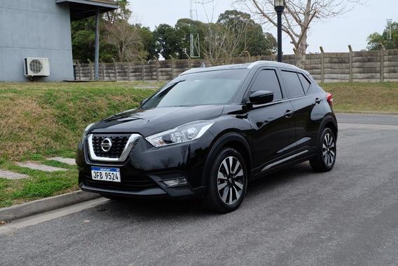 Nissan Kicks Exclusive At Negro Perlado
