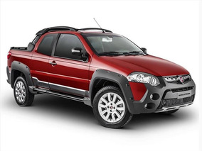 Fiat Strada Adventure 1.6 Locker