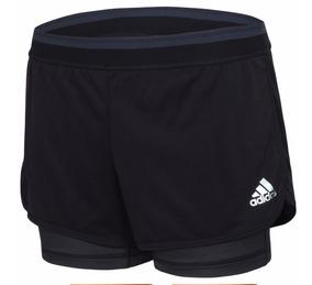 Short adidas Climachill Deportivo Con Calza De Dama