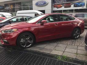 Ford Fusion 2.7 Sport At 2017 V6