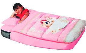 Sobre De Dormir Inflable Disney Princesas