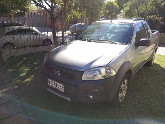 Fiat Strada Working 1.4 Cab Ext, Aire Acond, Abs, Etc.