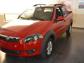 Fiat Strada Trekking Doble Cabina 1.4 Entrega Inmediata!!
