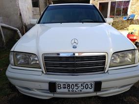 Mercedes-benz Clase C 2.4 C240 Elegance Plus Te At 2000