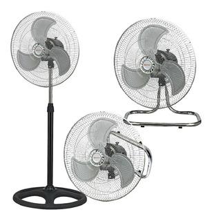 Ventilador 3en1 Cool Breeze 3 Posiciones Turbo Mesa Pie Dimm