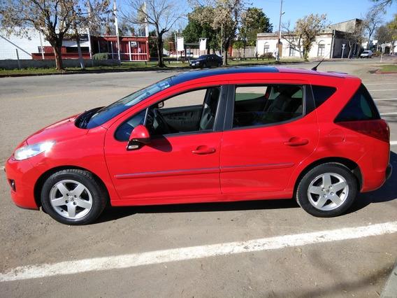Peugeot 207 Sw Francés 1.4 Active 2012