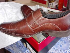 Zapatos Hombre Ferracini Nuevos 100% Cuero...