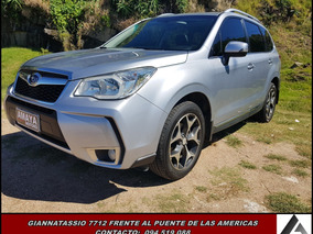 Amaya Subaru Forester 2.5 Awd Cvt Si Driver Xs Año 2014