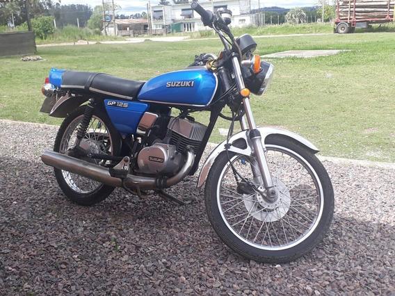Suzuki Gp 125 125