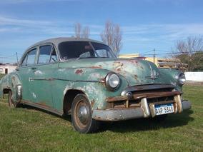 Chevrolet Styleline 1949 Deluxe