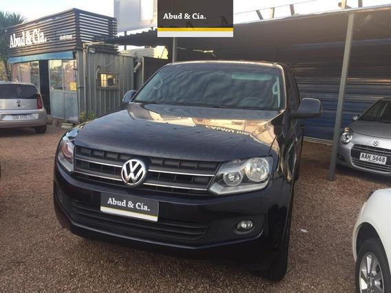 Volkswagen Amarok Trendline 2.0 2013 Impecable!