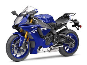 Yamaha R1 2018 - 100% Financiada - Tomamos Usadas - Bike Up