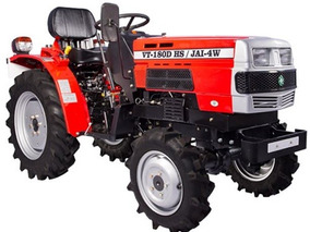Tractor Agrícola Mitsubishi Vst Shakti 4x4 18hp