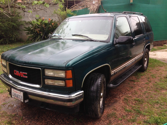 Gmc Modelo Yukon - Vendo O Permuto - Made In Usa