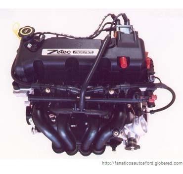Ford Zetec Rocam 1.6 Motor Manual Taller Reparacion