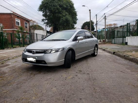Honda Civic Exs 1.8 At