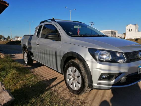 Volkswagen Saveiro 2018 Cab Ext Full. 2 Abag