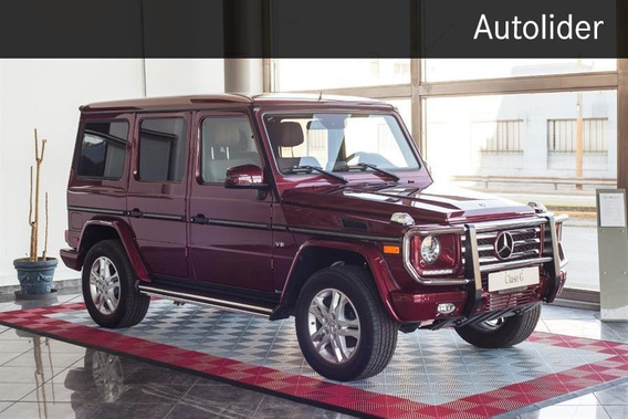 Mercedes Benz G500 Clase G 550 2014 Impecable!